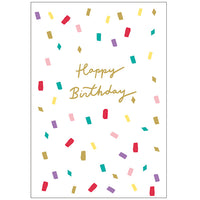 Greeting Life Birthday Press Card Chic MM-296