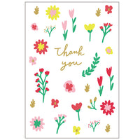 Greeting Life Thank you Press Card Chic MM-298