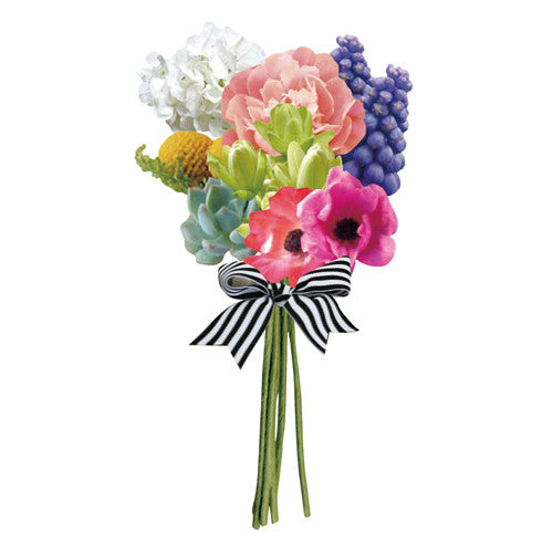 Greeting Life Message Gift Bouquet MMBS-190