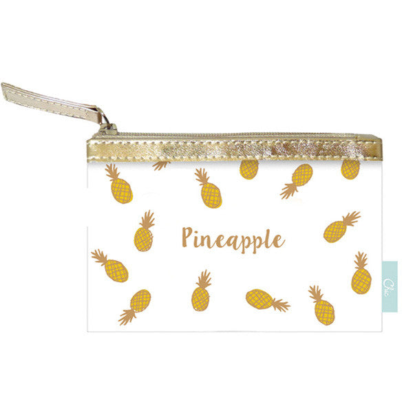 Greeting Life Clear Case M Chic Pineapple MMZ-148