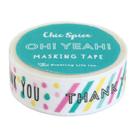 Greeting life Masking Tape Chic MMZ-152