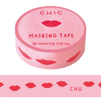 Greeting life Masking Tape MMZ-276