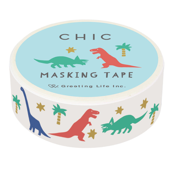 Greeting life Masking Tape MMZ-339