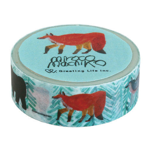 Greeting life Masking Tape MRZ-15