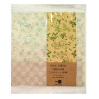 Jolie Poche Wax Paper Origami with Damier Bag ORH-01BG