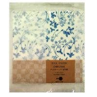 Jolie Poche Wax Paper Origami with Damier Bag ORH-01WH