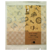 Jolie Poche Wax Paper Origami with Damier Bag ORL-01BG