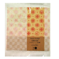 Jolie Poche Wax Paper Origami with Damier Bag ORP-01BG