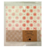 Jolie Poche Wax Paper Origami with Damier Bag ORP-01WH