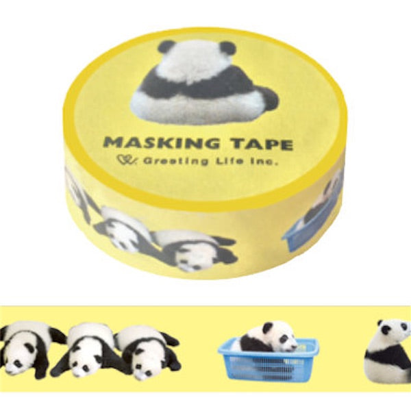 Greeting life Masking Tape PAZ-8