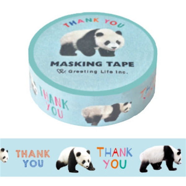 Greeting life Masking Tape PAZ-9