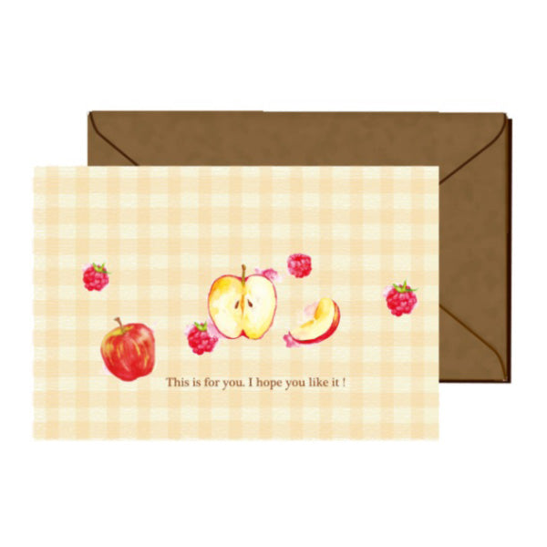 Jolie Poche Greeting Card PST-05