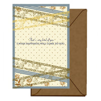 Jolie Poche Greeting Card PST-07