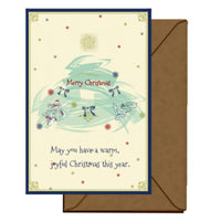 Jolie Poche Greeting Card PST-21