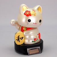 Solar Powered Baby Manekineko RC-12JU