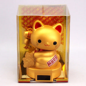 Solar Powered Baby Manekineko RC-12KZ2