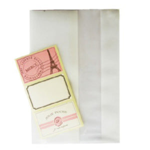 Jolie poche WRAPPING KIT S size Pink SGM-01WP