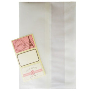 Jolie poche WRAPPING KIT M size Pink SGM-02WP