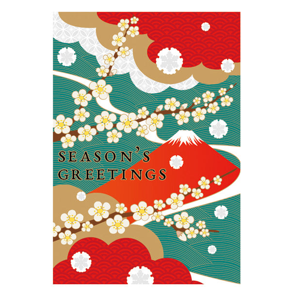 Greeting Life Christmas Card SN-91