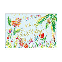 Greeting Life Birthday Card SS-2