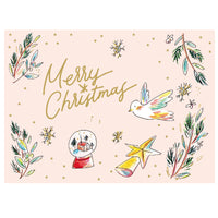 Greeting Life Christmas Card SS-6