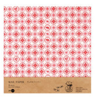 Jolie poche Wax Paper M size Campagne SWP-09WH