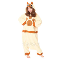 SAZAC Monster Hunter Airou Kigurumi