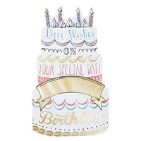 Greeting Life Birthday Card TK-15