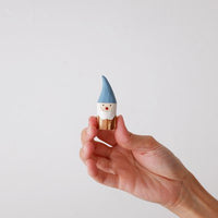 T-lab Holiday Twig series / Pygmy / Blue