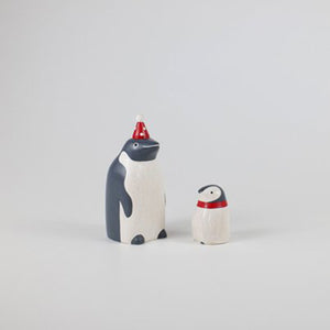 T-lab polepole animal Holiday Penguin family