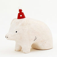 T-lab polepole animal Christmas Pig