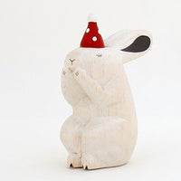 T-lab polepole animal Christmas Rabbit