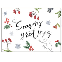 Greeting Life Christmas Card YT-2