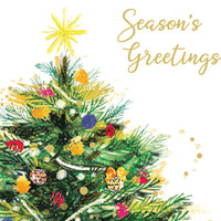 Greeting Life Holiday Card YT-4
