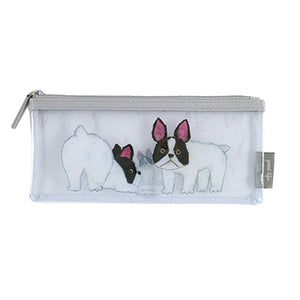 Greeting Life Clear Pen Case YZZ-187