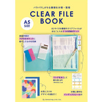 Greeting Life Clear File Book A5 CBZ-34
