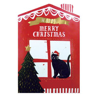 Greeting Life Christmas Card AT-26