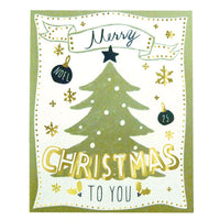 Greeting Life Christmas Card AT-27