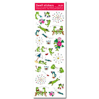 Greeting Life Swell Sticker Frog Fireworks CK-25