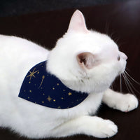 COCOLUCK  Cat Bandana CO-6197-STAR