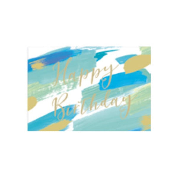 Greeting Life Birthday Card EC-10