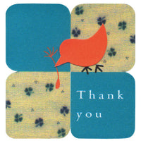 Greeting Life Bird Mini Card ET-13