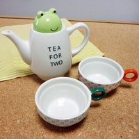Shinzi Katoh Tea For Two Frog
