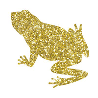 Greeting Life Glitter Sticker Frog GLCK-15