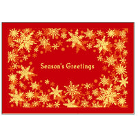 Greeting Life Christmas Card HA-10