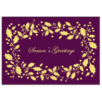 Greeting Life Christmas Card HA-107