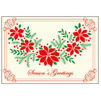 Greeting Life Christmas Card HA-108