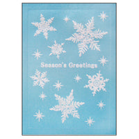 Greeting Life Christmas Card HA-45