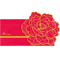 Greeting Life Corsage Card HA-52