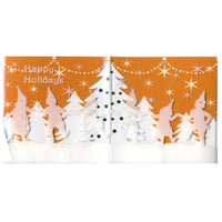 Greeting Life Christmas Card HA-66